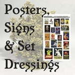 View products in the Posters, Signs & Set Dressings category