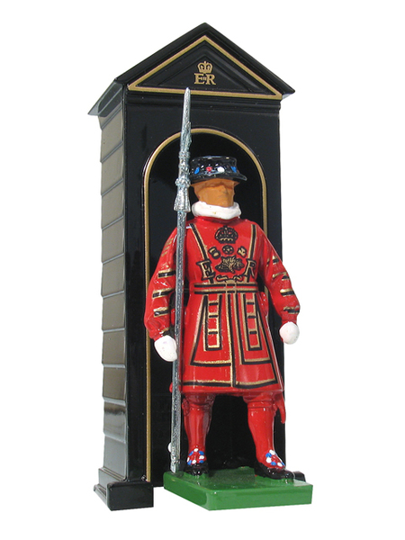 00088 - Sentry Box and Beefeater