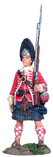 10003 - Black Watch Highland Grenadier, French and Indian War, 1758