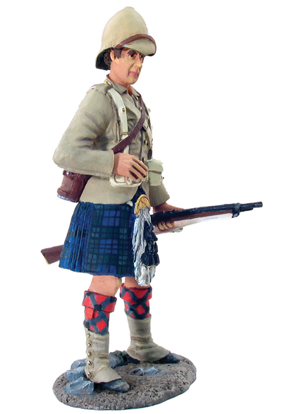 10006 - Black Watch Highlander, Boer War, 1898