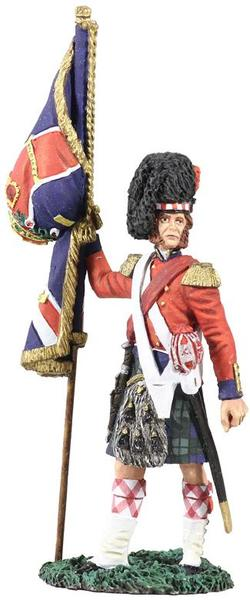10029 W Britain toy soldiers museum collection