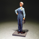 More about the '10059 - Rosie the Riveter, 1941-45' product