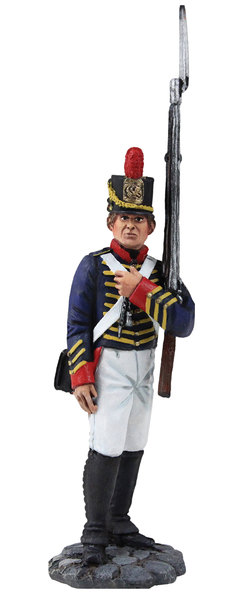 Historical Miniature Toy Soldiers Jack Tars & Leathernecks Matte 13026