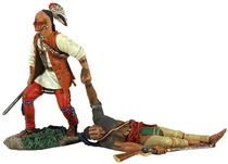 William Britain toy soldier Clash of Empires 16013