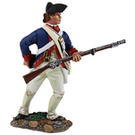 W. Britain Clash of Empires Matte Toy Soldier