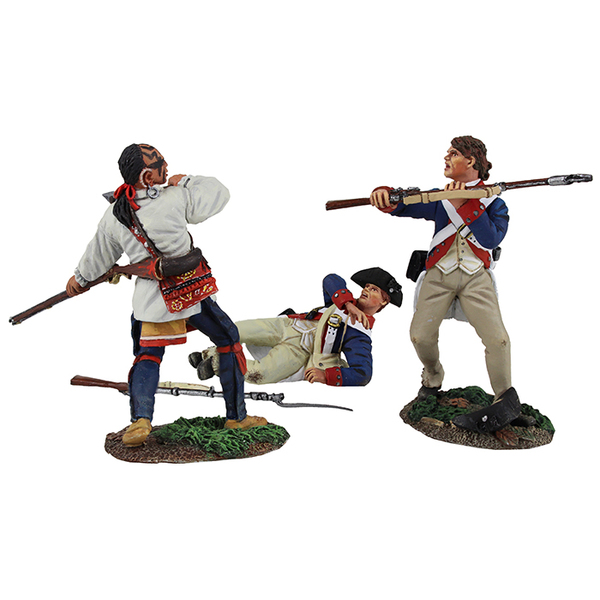 Historical Miniature Toy Soldiers Clash of Empires Matte 16024