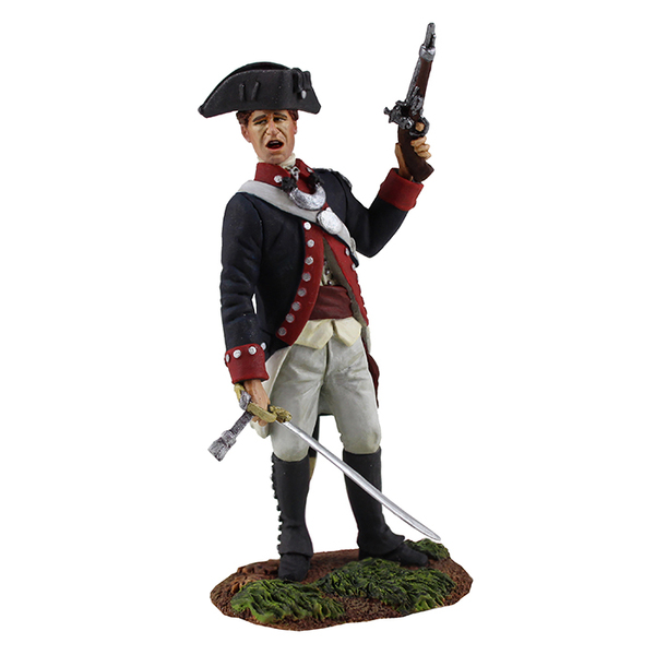 Historical Miniature Toy Soldier Clash of Empires Matte 16031
