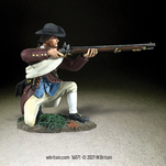 More about the '16071 Colonial Militia Kneeling Firing No.3' product