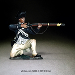 More about the '16080 George Rogers Clark Illinois Regiment Kneeling Firing' product