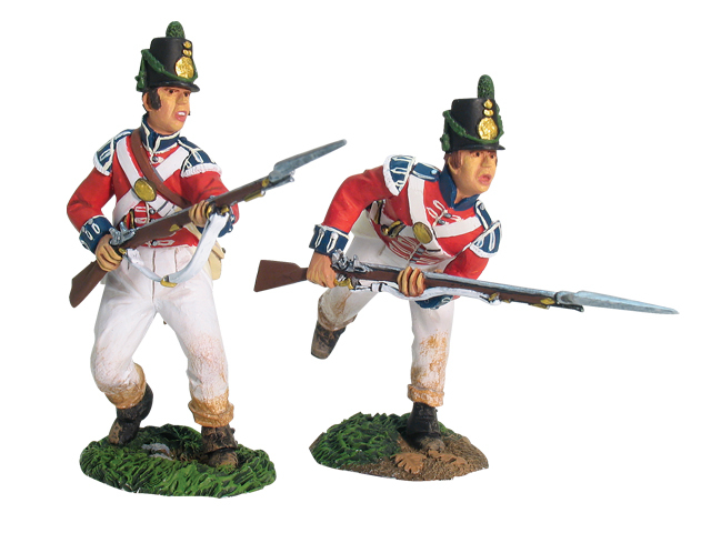 17700 - British Coldstream Guards Light Company Defending Set No.2