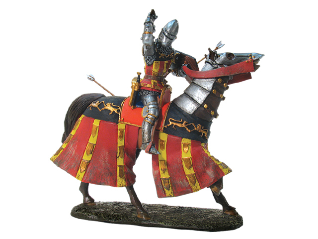 17730 - French Knight Mounted