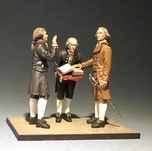 George Washington 1789 inauguration wbritain.com