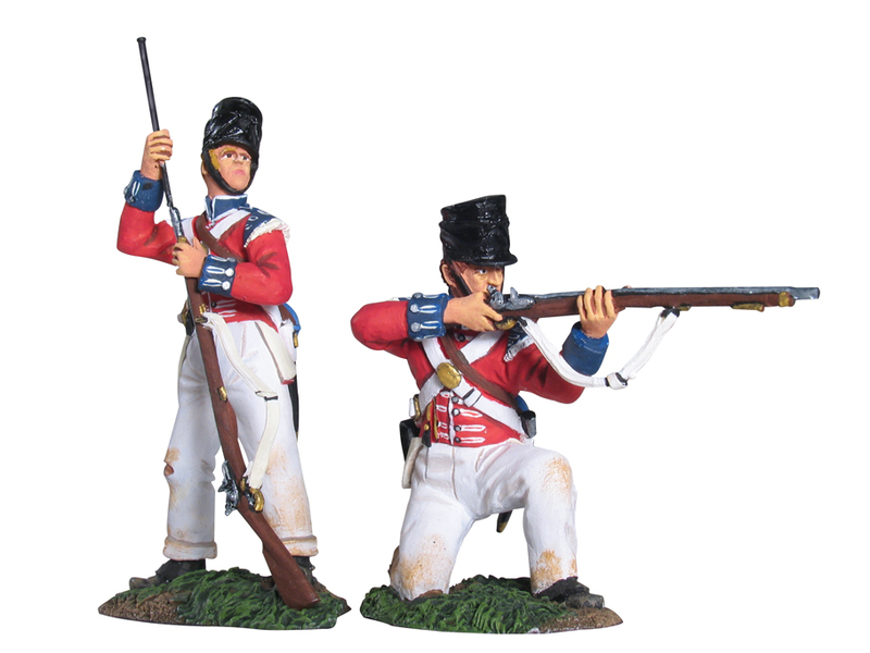 17995 - British Coldstream Guards Light Company Firing Set No.2