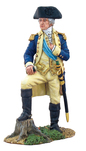 William Britain metal soldier 18010 American Revolution