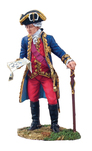W Britain Toy soldier 18011 American Revolution