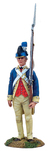 William Britain toy soldier 18012 American Revolution