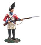 W Britain metal soldier 18037 American Revolution