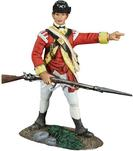 18042 W Britain toy soldier American Revolution