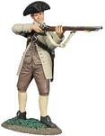 W Britain metal soldier 18043 American Revolution