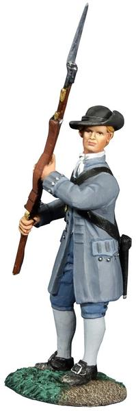 W Britain toy soldier 18045 American Revolution
