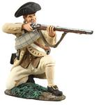 W Britain toy soldier 18056 American Revolution