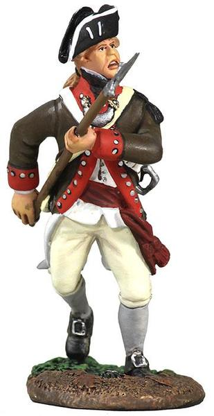 William Britain toy soldiers 18060 American Revolution