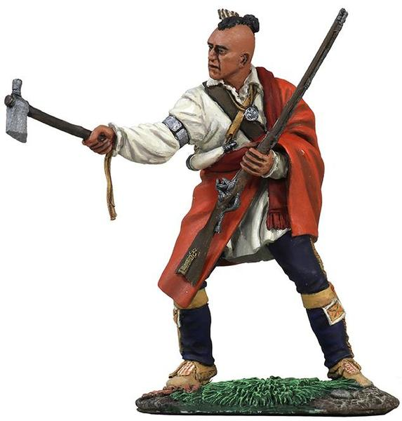William Britain toy soldiers 18062 American Revolution