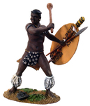 W Britain toy soldier Zulu War 20032