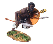 W Britain toy soldier Zulu War 20034