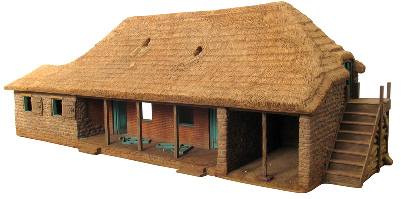 20047 - Rorke's Drift Storehouse