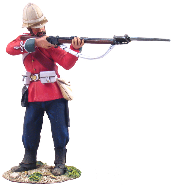 W Britain toy soldier Zulu War 20056