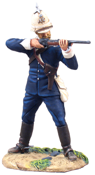 W Britain toy soldier Zulu War 20061