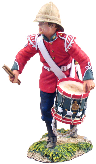 W Britain toy soldier Zulu War 20065