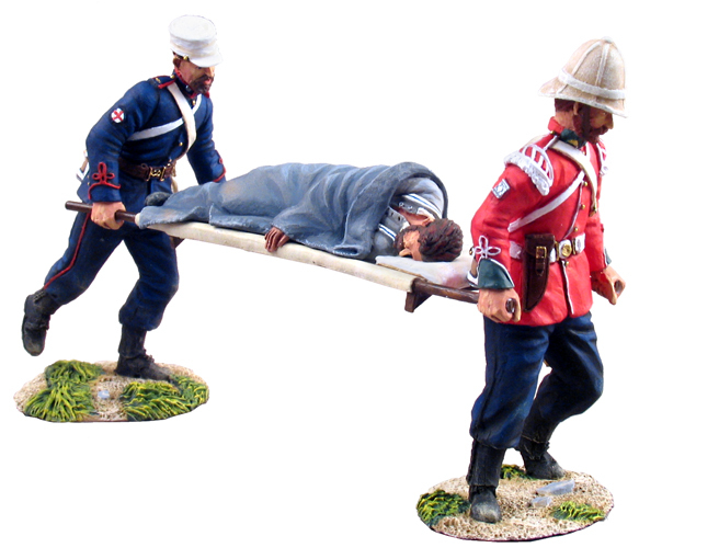 W Britain toy soldier Zulu War 20069