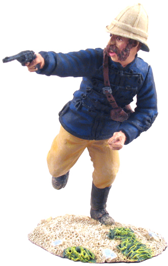 W Britain toy soldier Zulu War 20072
