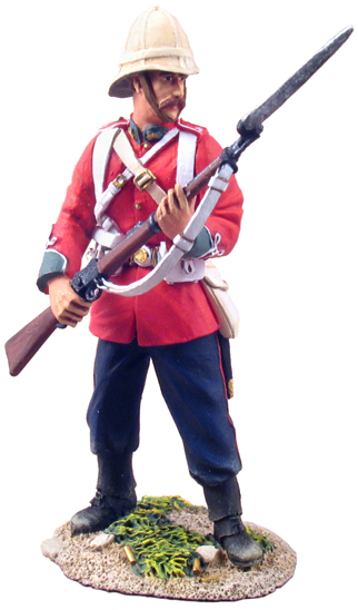 W Britain toy soldier Zulu War 20083