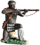 W Britain toy soldier Zulu War 20117
