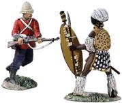 W Britain toy soldier Zulu War 20131