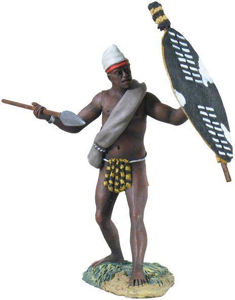 W Britain toy soldier Zulu War 20134