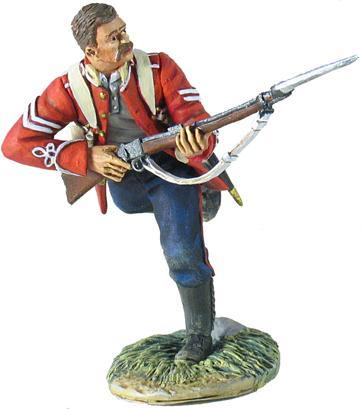 W Britain toy soldier Zulu War 20141