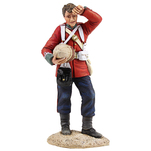 Historical Miniature Toy Soldier Zulu War Matte 20166