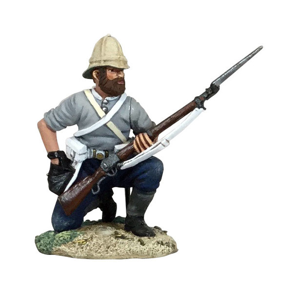 Historical Miniature Toy Soldiers Anglo-Zulu War Matte 20176