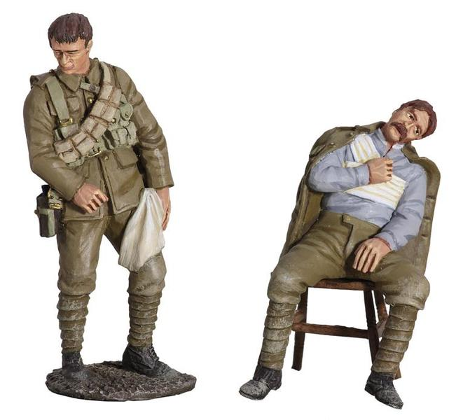 23052 W Britain toy soldiers WWI