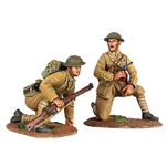 "More about the '23073 - ""Move Up"" - 1916-17 British Infantry Officer Kneeling and Infantry Preparing to Spring Up' product"