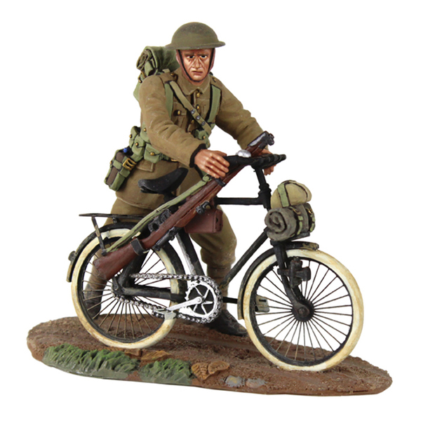 23085 - 1916-17 British Infantry Pushing Bicycle No.1