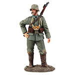 23094 World War I Matte Soldier