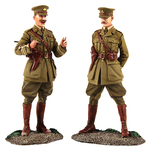 23098 World War I Matte Soliders
