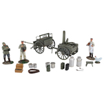Historical Miniature Toy Soldiers World War I Matte 23101