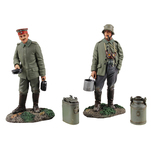 Historical Miniature Toy Solders World War I Matte 23102