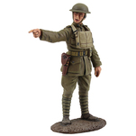 Historical Miniature Toy Soldier World War I Matte 23103